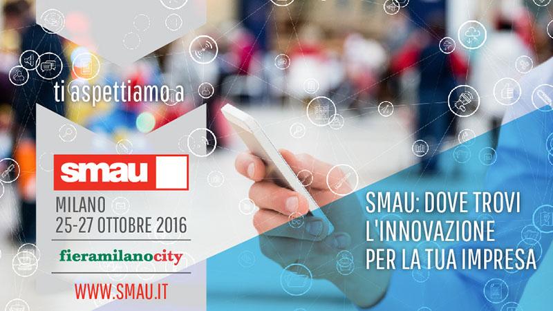 L'innovazione di BRAIN2MARKET in SMAU 2016